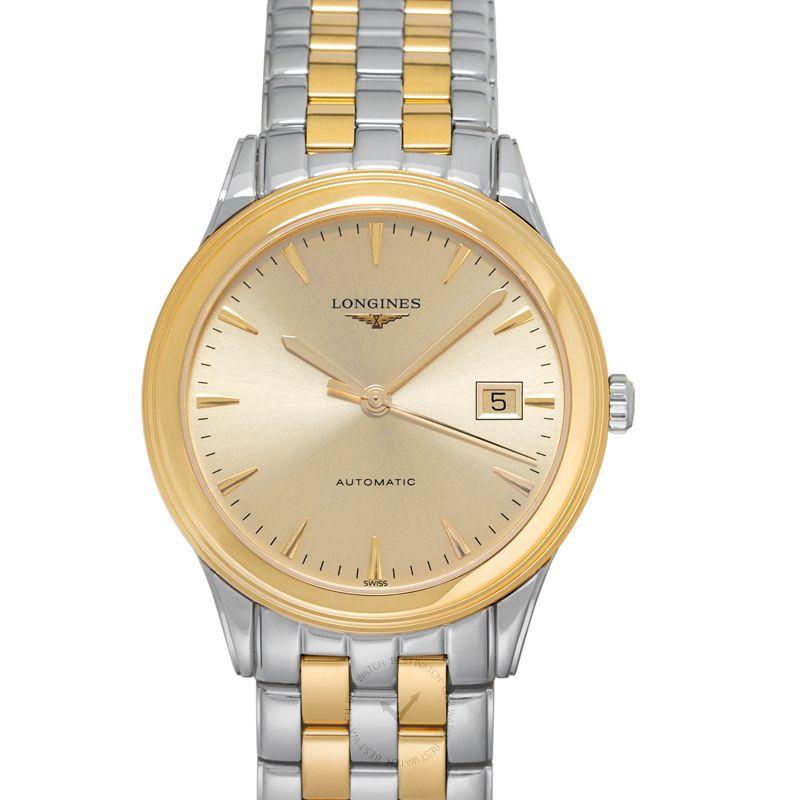 浪琴 軍旗腕錶系列 L49743327