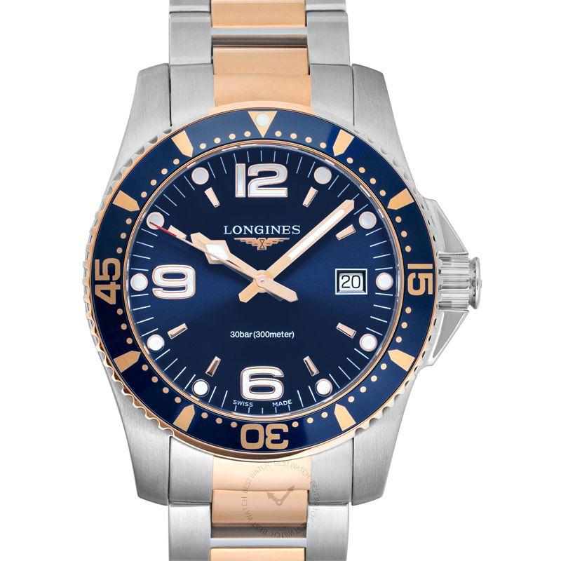 浪琴 浪琴錶康卡斯潛水腕錶系列 L37403987