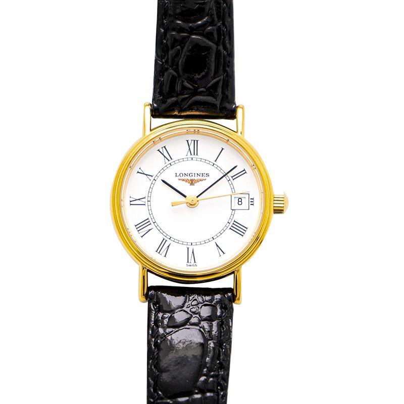 浪琴 嘉嵐腕錶系列 L42202112