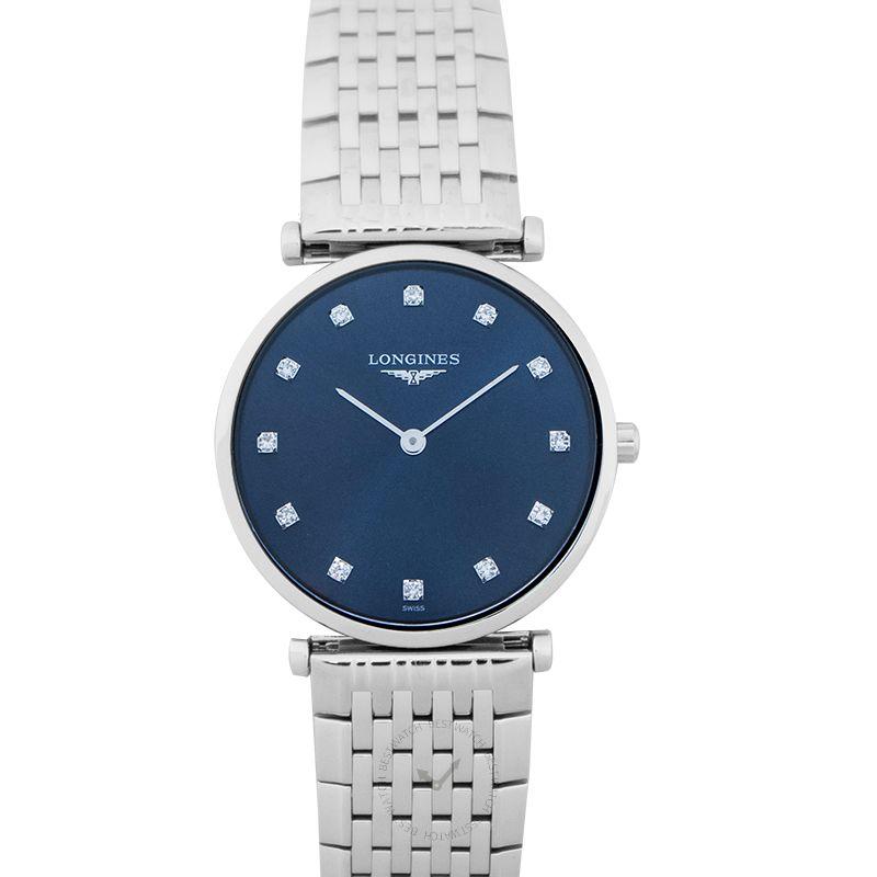 浪琴 嘉嵐腕錶系列 L45124976