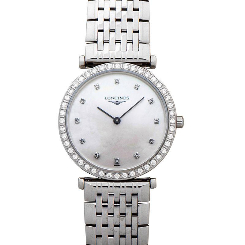 浪琴 嘉嵐腕錶系列 L45230876