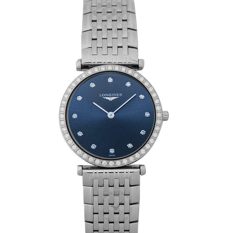 浪琴 嘉嵐腕錶系列 L45230976