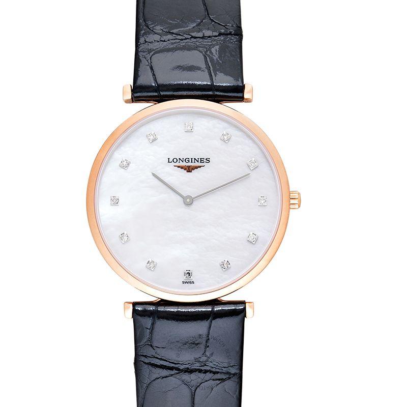 浪琴 嘉嵐腕錶系列 L47091882
