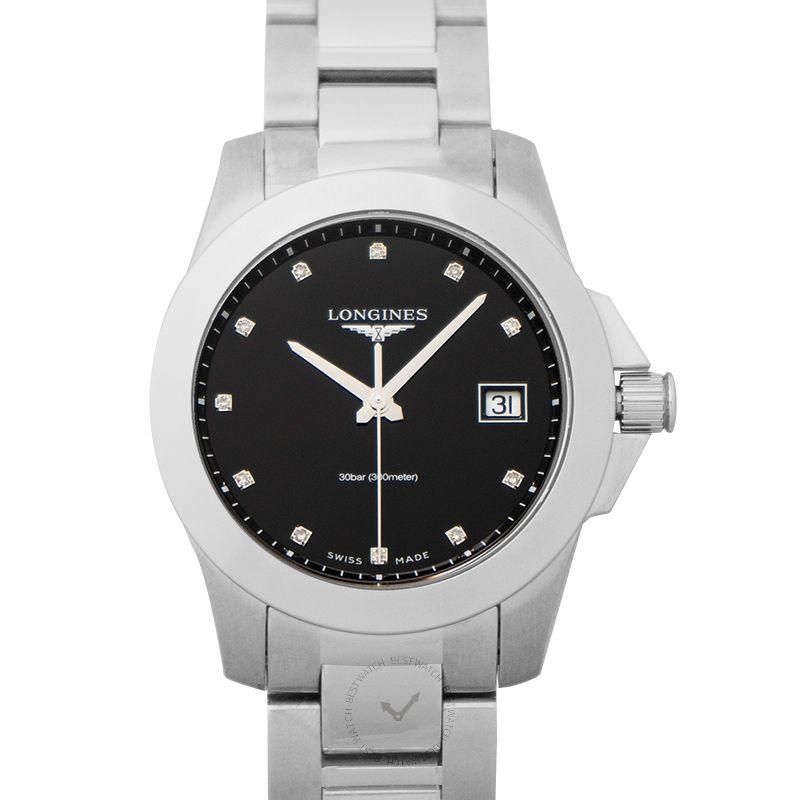浪琴 浪琴錶康卡斯腕錶系列 L33774576