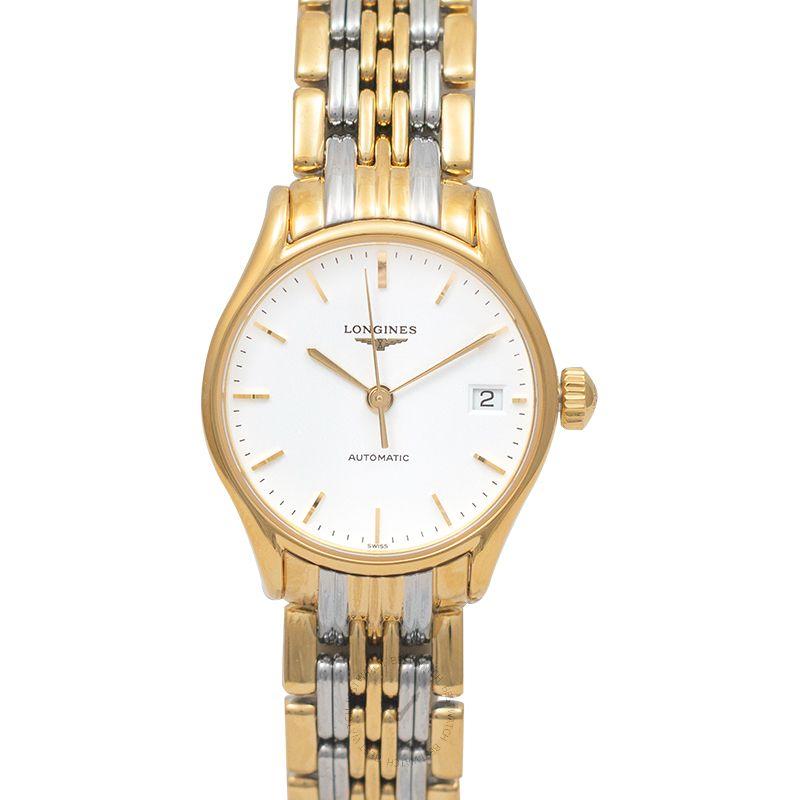 浪琴 浪琴錶律雅腕錶系列 L43602127
