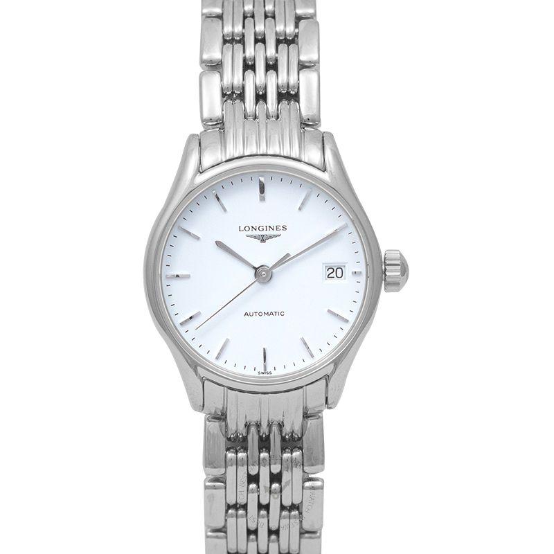 浪琴 浪琴錶律雅腕錶系列 L43604126