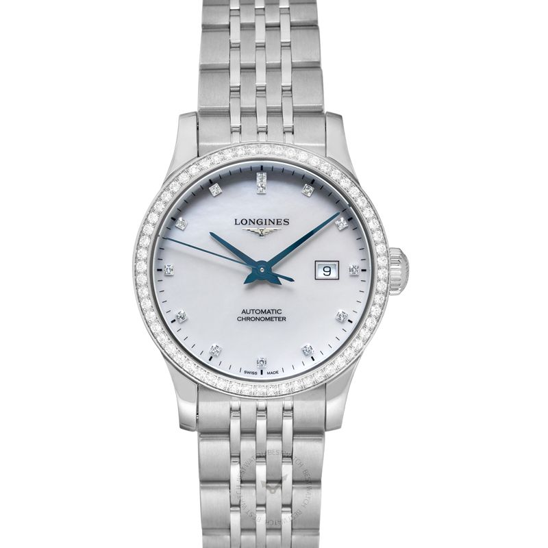 浪琴 開創者腕錶系列 L23210876