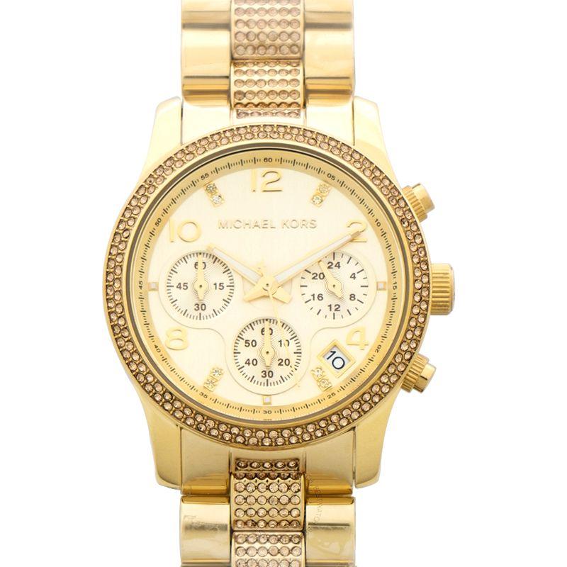 Michael Kors Runway 腕錶系列 MK5826