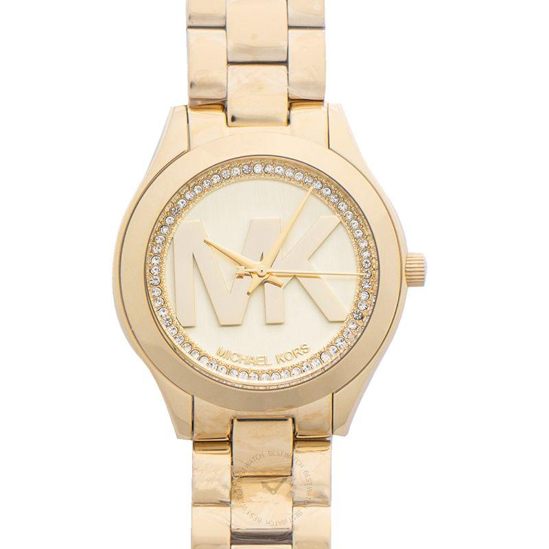 Michael Kors Slim Runway 腕錶系列 MK3477