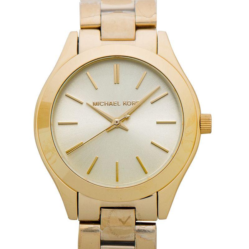 Michael Kors Slim Runway 腕錶系列 MK3512