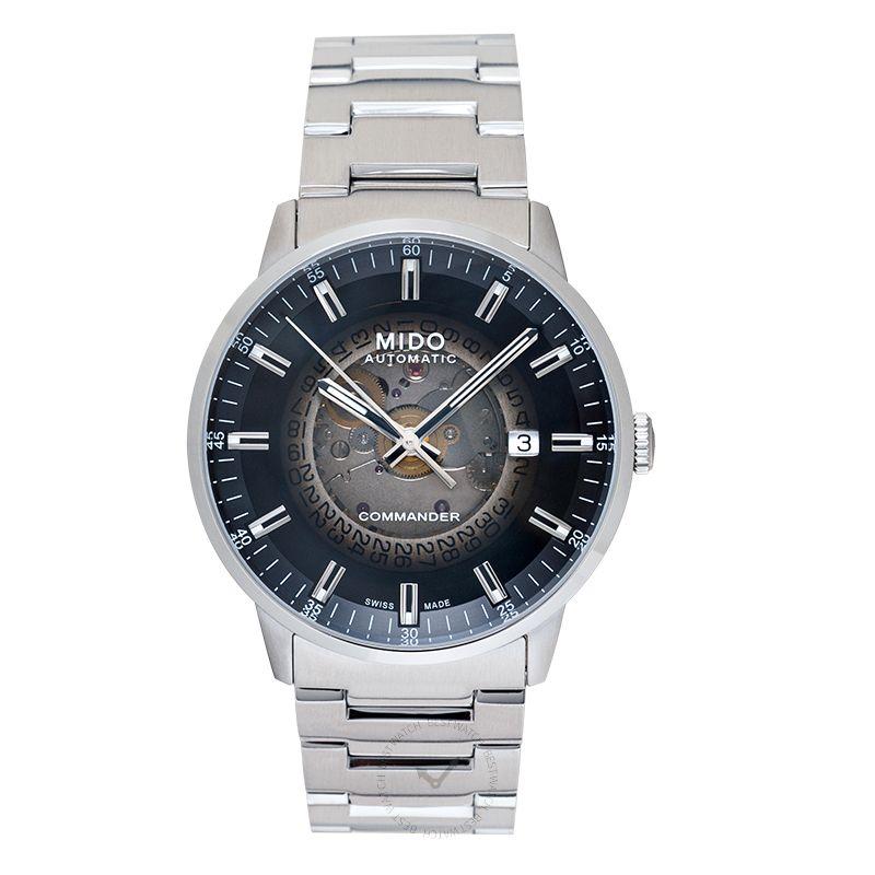 美度錶 Commander II M021.407.11.411.00