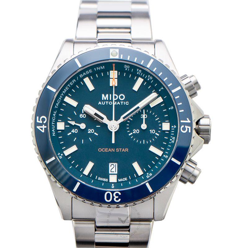 美度錶 OCEAN STAR 腕錶系列 M026.627.44.041.00