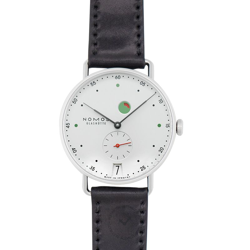 Nomos Glashuette Metro 腕錶系列 1101