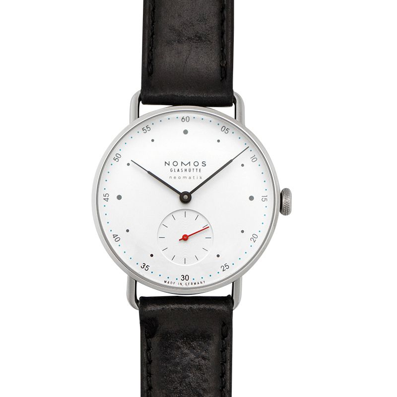 Nomos Glashuette Metro 腕錶系列 1106