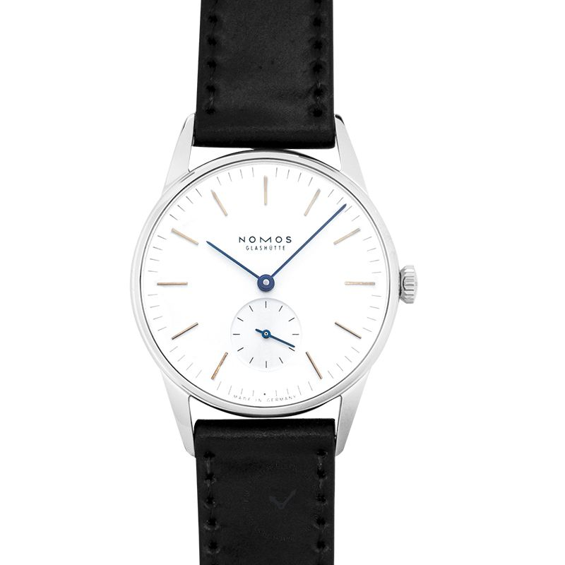 Nomos Glashütte Orion 腕錶系列 309