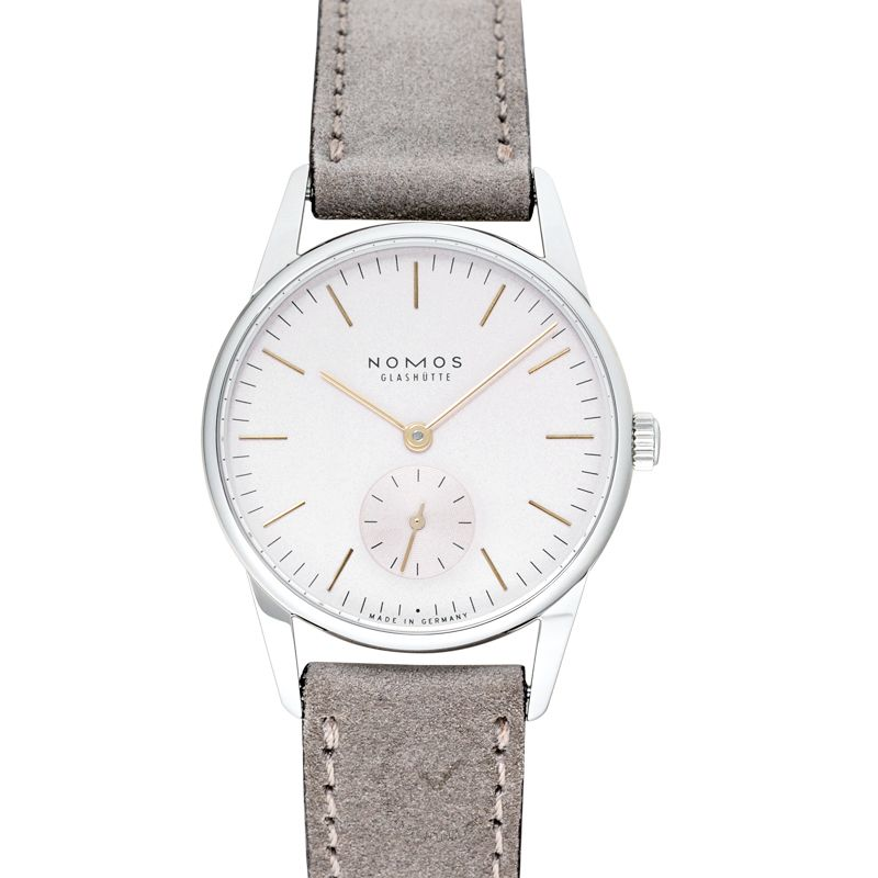 Nomos Glashuette Orion 腕錶系列 325