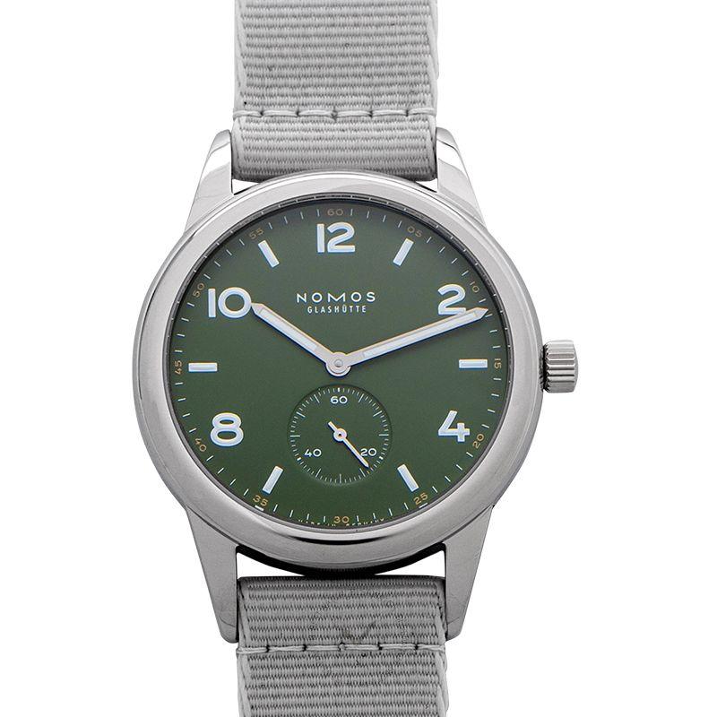 Nomos Glashuette Club 腕錶系列 753.S3