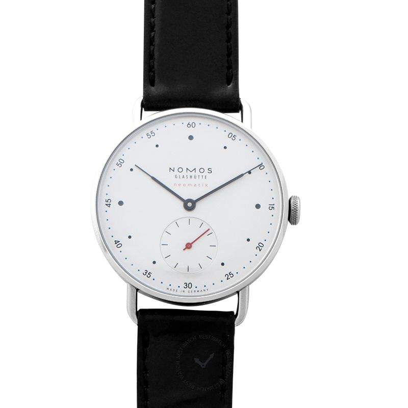 Nomos Glashuette Metro 腕錶系列 1104