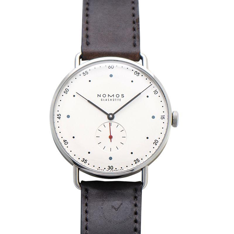 Nomos Glashuette Metro 腕錶系列 1109