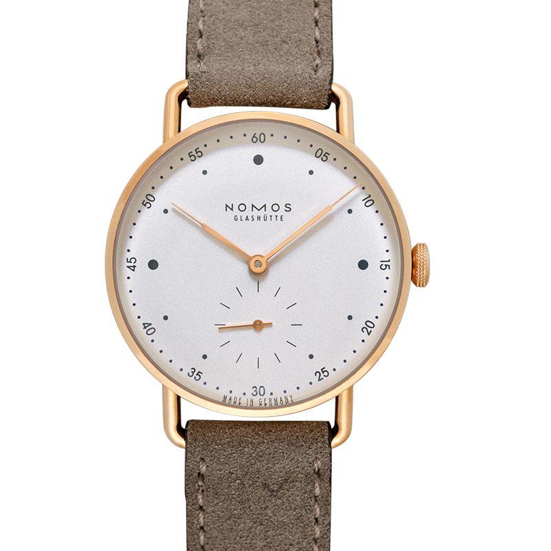 Nomos Glashuette Metro 腕錶系列 1170