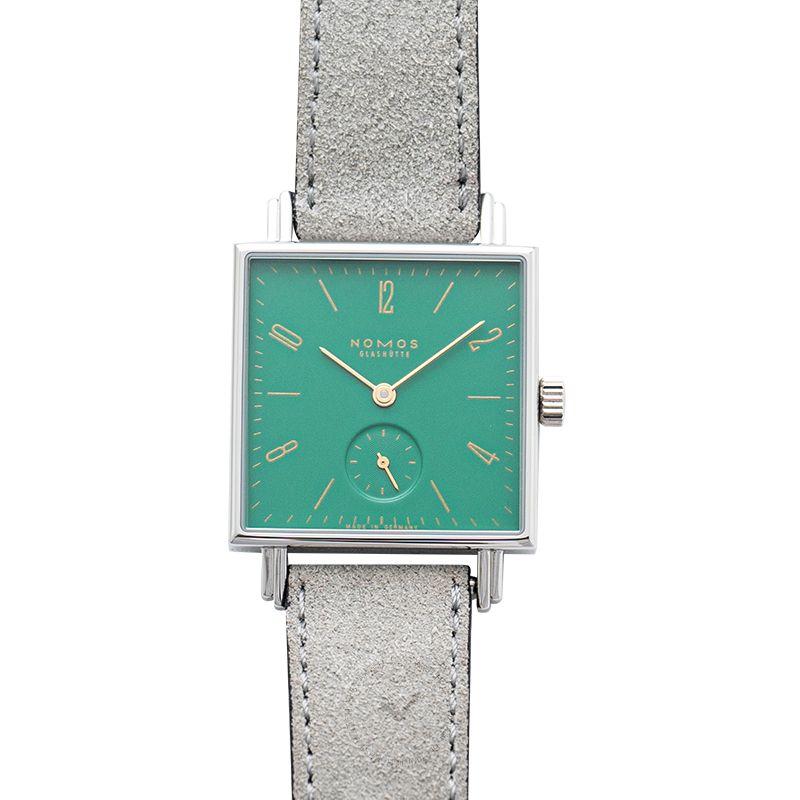 Nomos Glashuette Tetra 腕錶系列 489