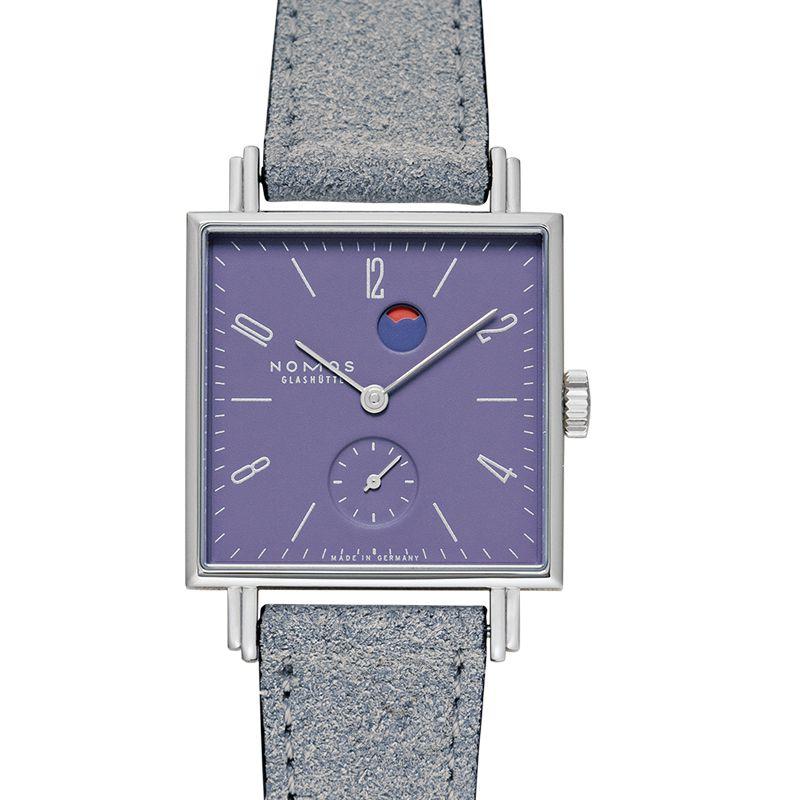 Nomos Glashuette Tetra 腕錶系列 499