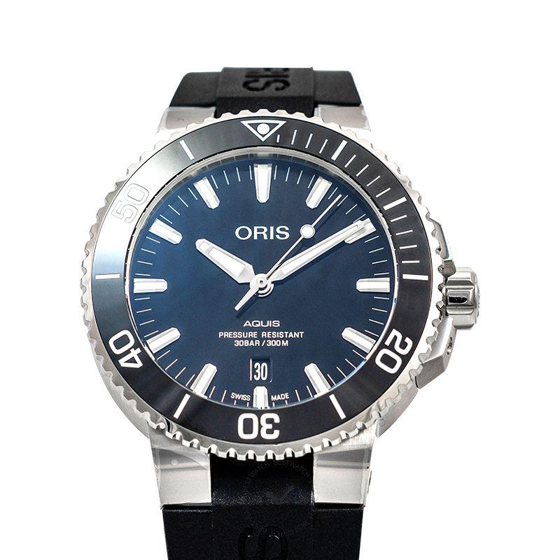 豪利時 Aquis 腕錶系列 01 733 7730 4134-07 4 24 64EB