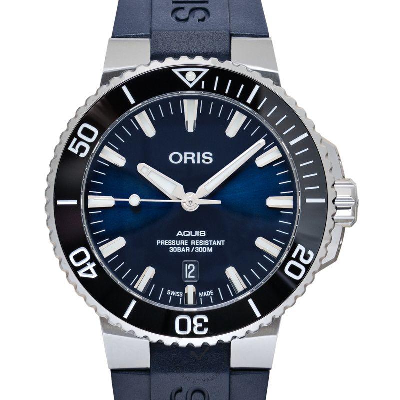 豪利時 Aquis 腕錶系列 01 733 7730 4135-07 34 18 44 EB
