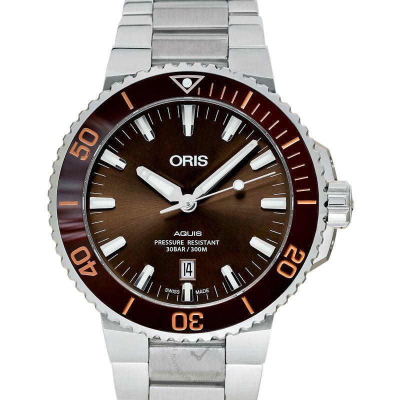 豪利時 Aquis 腕錶系列 01 733 7730 4152-07 8 24 05PEB