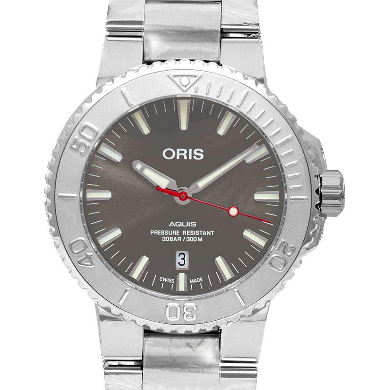 豪利時 Aquis 腕錶系列 01 733 7730 4153-07 8 24 05PEB