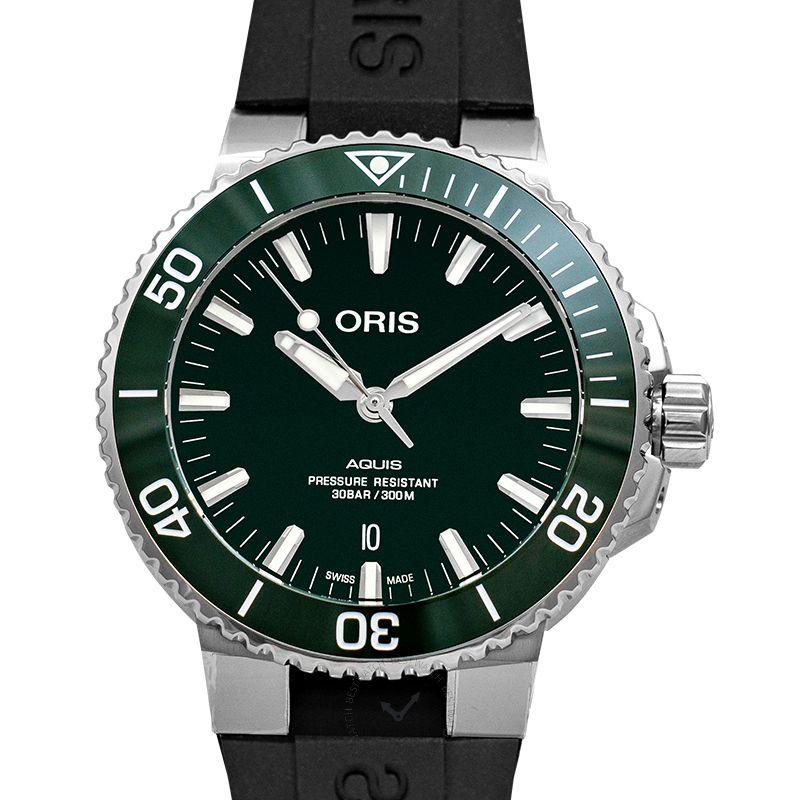 豪利時 Aquis 腕錶系列 01 733 7730 4157-07 4 24 64EB