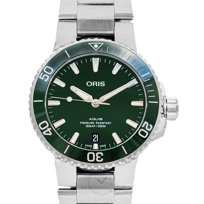豪利時 Aquis 腕錶系列 01 733 7730 4157-07 8 24 05PEB
