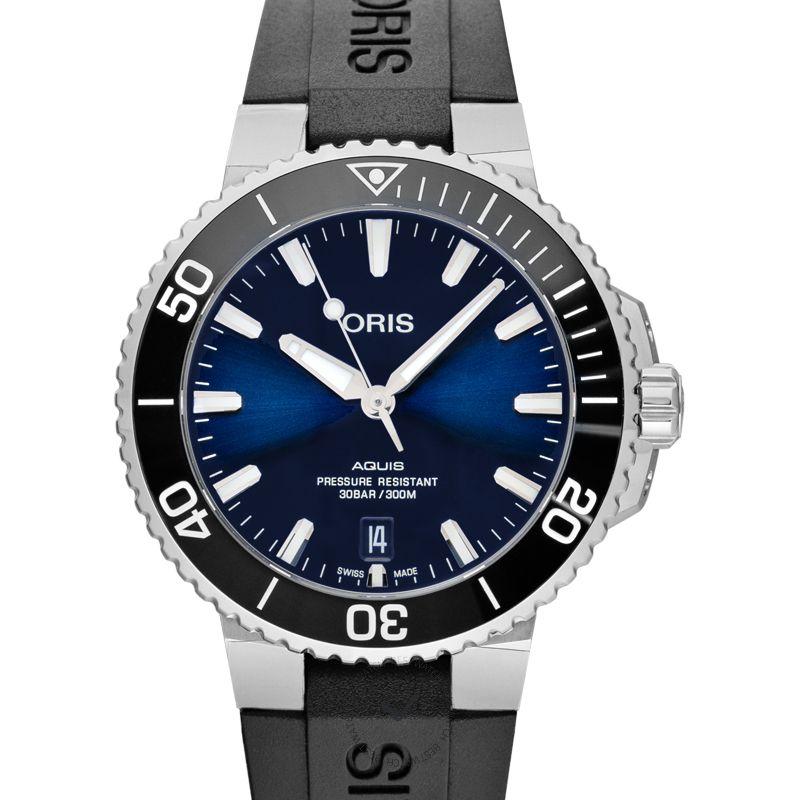 豪利時 Aquis 腕錶系列 01 733 7732 4135-07 4 21 64FC