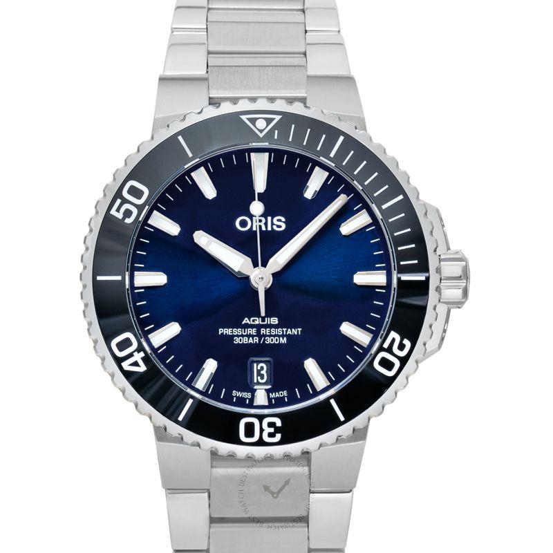 豪利時 Aquis 腕錶系列 01 733 7732 4135-07 8 21 05PEB
