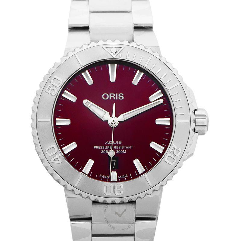 豪利時 Aquis 腕錶系列 01 733 7766 4158-07 8 22 05PEB