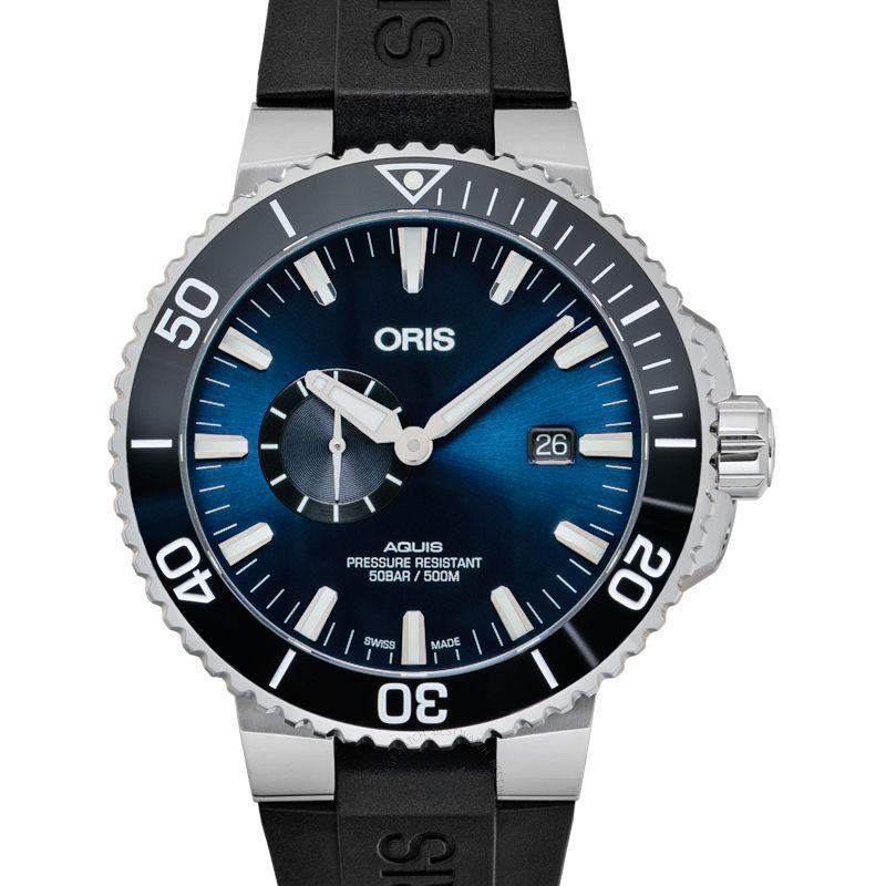 豪利時 Aquis 腕錶系列 01 743 7733 4135-07 4 24 64EB