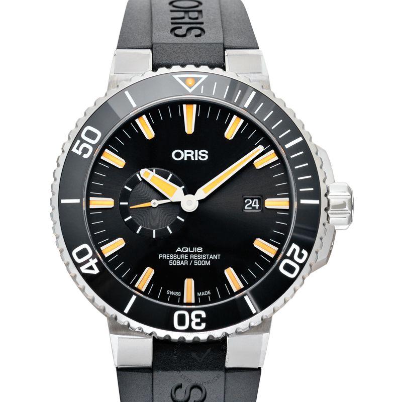豪利時 Aquis 腕錶系列 01 743 7733 4159-07 4 24 64EB