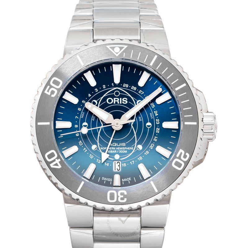 豪利時 Aquis 腕錶系列 01 761 7765 4185-SET