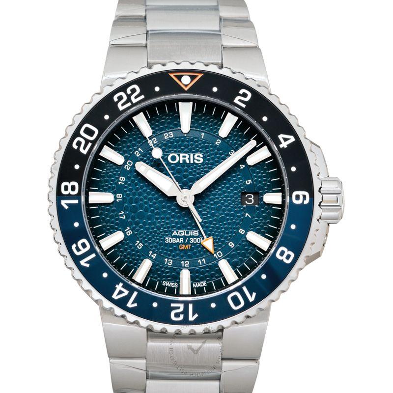 豪利時 Aquis 腕錶系列 01 798 7754 4175-SET