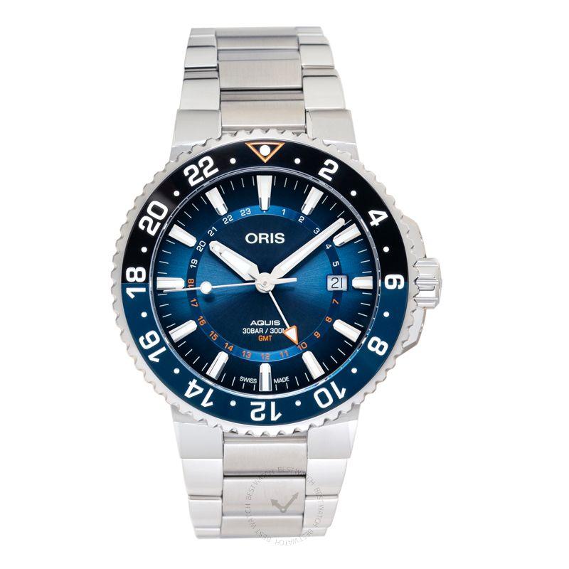 豪利時 Aquis 腕錶系列 01 798 7754 4185-Set MB