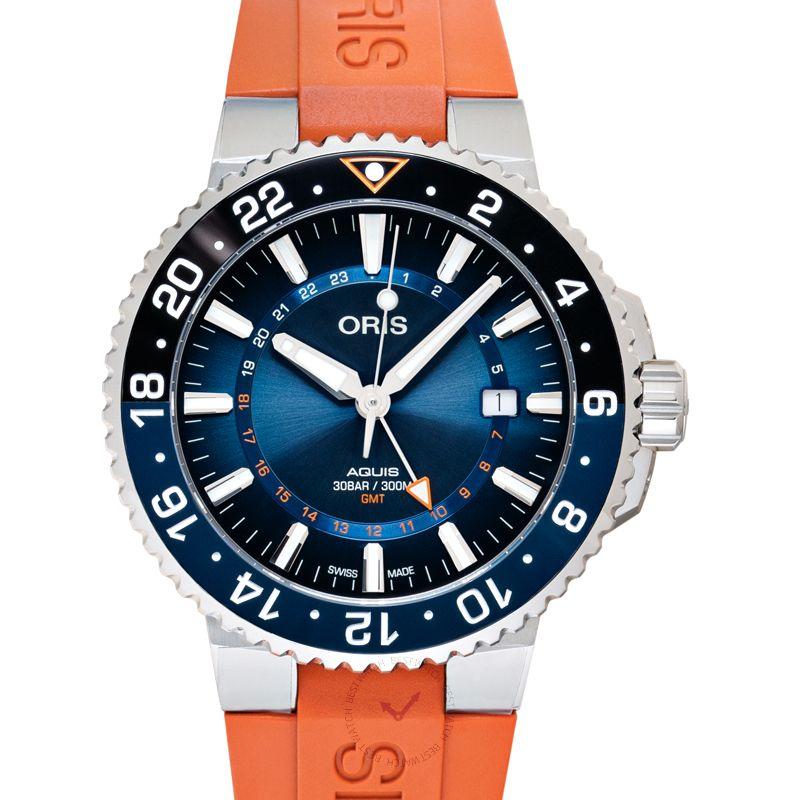 豪利時 Aquis 腕錶系列 01 798 7754 4185-Set RS