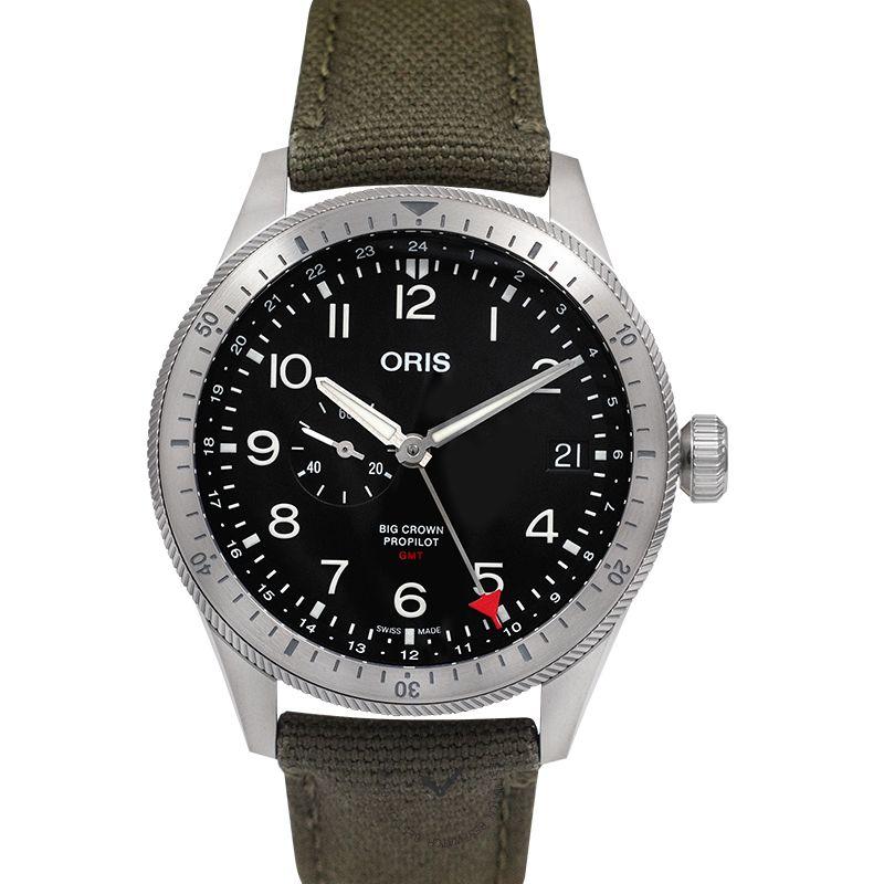 豪利時 Big Crown Propilot 腕錶系列 01 748 7756 4064-07 3 22 02LC