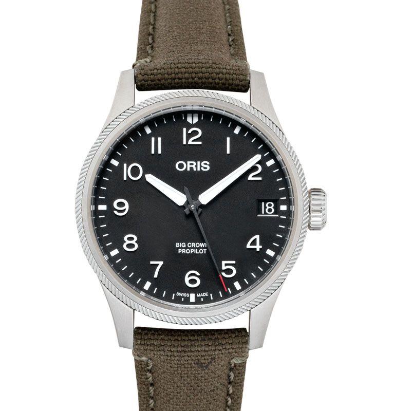 豪利時 Big Crown Propilot 腕錶系列 01 751 776 4164-07 3 20 03lc