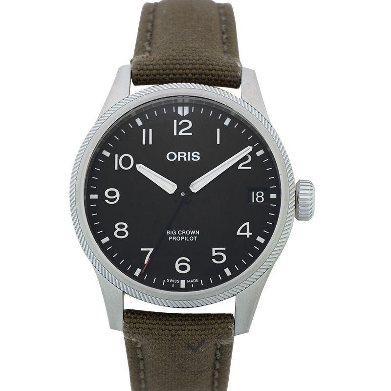 豪利時 Big Crown Propilot 腕錶系列 01 751 7761 4164-07 3 20 03LC