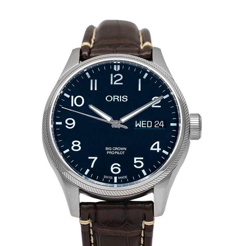 豪利時 Big Crown Propilot 腕錶系列 01 752 7698 4065-07 1 22 72FC