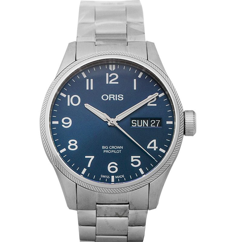 豪利時 Big Crown Propilot 腕錶系列 01 752 7698 4065-07 8 22 19