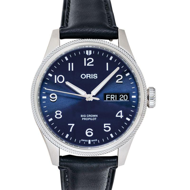 豪利時 Big Crown Propilot 腕錶系列 01 752 7760 4065-07 5 22 08LC