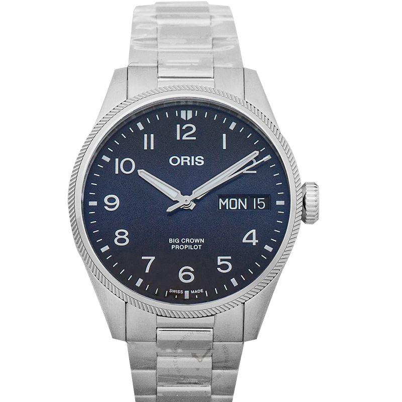 豪利時 Big Crown Propilot 腕錶系列 01 752 7760 4065-07 8 22 08P