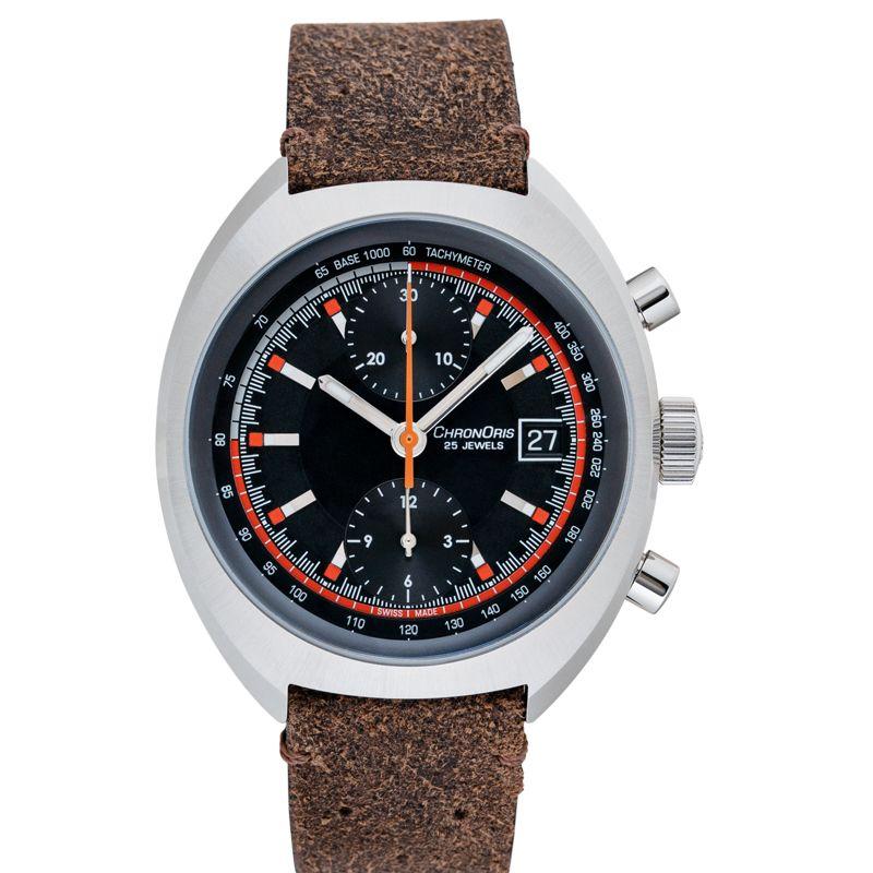 豪利時 Chronoris 腕錶系列 01 673 7739 4034-Set LS