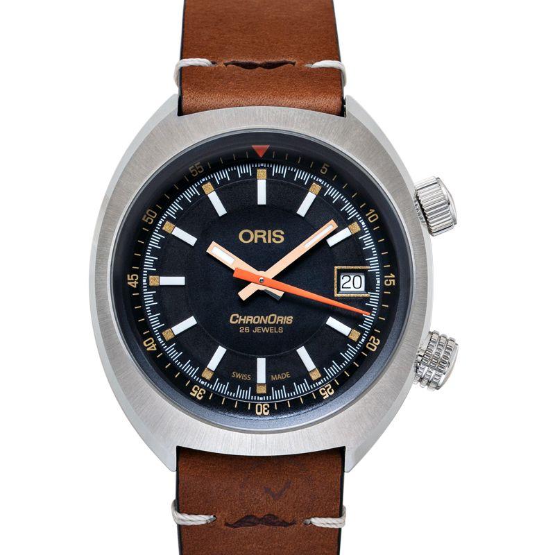 豪利時 Chronoris 腕錶系列 01 733 7737 4034-Set LS